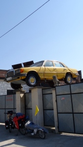 Flying Cars in Bulgaria